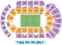 Stockton Arena Seating Chart International Friendly United States Vs Mexico Tickets Sat