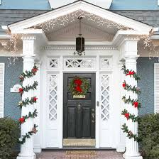christmas front door decorations20 Great Christmas Front Door Decorating Ideas  Style Motivation