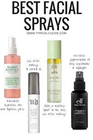 best sprays i have two of these and can personally say the rosewater and setting sprays are amazing kf