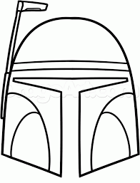 Small Picture Star Wars Coloring Pages Boba Fett AZ Coloring Pages
