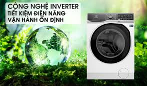 Máy giặt sấy Electrolux Inverter EWW8023AEWA (8kg )