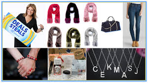 gma deals and steals on luxe items for less plus a diser the deal box abc news