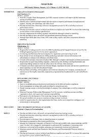 Drilling Resume Samples Velvet Jobs