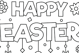 Free Printable Easter Egg Coloring Pages Egg Coloring Page With