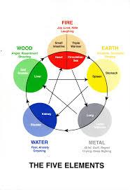 Chinese Medicine 5 Elements Chart Sonja Arnold Acupressure Meridian Massage Plantar