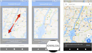 how to use google maps offline  android central