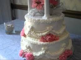 25th Wedding Anniversary Cake Youtube