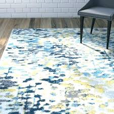 blue area rugs skillful ideas and yellow brilliant decoration wrought studio rug reviews grey mist white