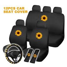 sunflower seat cover at affordable