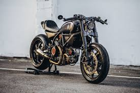 a superlight scrambler ducati from rough crafts bike exif