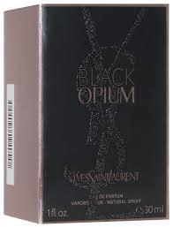 Yves Saint Laurent YSL <b>Opium</b> Black lady edp <b>30 ml Парфюмерная</b> ...