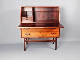 designed by arne wahl iversen denmark circa 1960 is this secretary desk in well