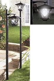 wayfair solar lamp post