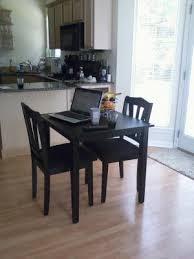 three piece dining set:  photo