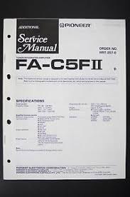 fa wiring diagram manual e book pioneer fa c5ii amplifier original additional service manual wiringimage is loading pioneer fa c5ii amplifier original