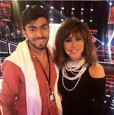 """سميرة سعيد تتألق بحفلها مع نجوم """"ذا فويس"""" في دبي.. بالفيديو - مجلة هي"""