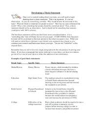 what is a thesis statement in an essay examples sweet partner info what is a thesis statement in an essay examples help writing summary essay example of an