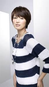 画像 吉瀬美智子のショートヘア髪型切り方オーダー40代ヘア