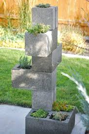 Brilliant breeze blocks design ideas elegant home Wall Awesome Concrete Block Planter Cinderblock Wall Photo Of Cinder Garden Idea Furniture And Decor Gj Gardner Homes Brilliant Concrete Block Planter Stenciled Cinderblock Pertaining To