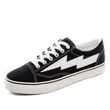 Details About Black White Revenge X Storm Casual Cavnas Sneakers Men Women Low Shoes Trainers