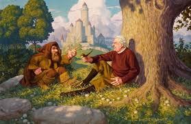 the norse mythology blog org classes articles the roots of the hobbit art by brothers hildebrandt