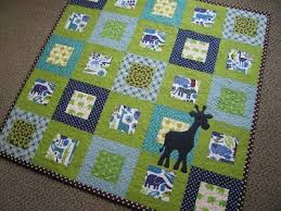 Guest Post: Andrea makes the Simple Modern Baby Quilt...bigger ... & {Simple Modern Baby Quilt, Image courtesy of Oh, Fransson!} Adamdwight.com