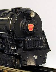 similiar lionel turbine keywords lionel 682 pennsylvania 6 8 6 steam turbine loco 2046w 50 tender