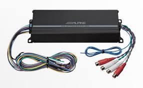 alpine KTP-445U Installation Guide ktp 445u universal power pack
