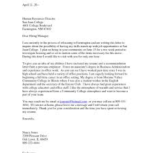 How To Address Cover Letter To Unknown Cover Letter To Unknown