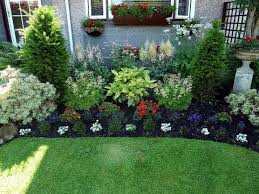 Small Picture Stunning Small Garden Border Ideas Contemporary Home Decorating