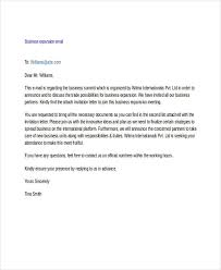 9 Business Email Examples Samples Pdf Doc Examples