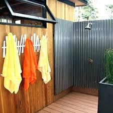 diy outdoor shower plans outdoor shower ideas outdoor shower ideas outdoor shower deck photo 1 outdoor diy outdoor shower