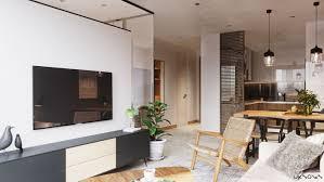 fantastic modern house lighting. Fantastic Modern Lighting In An Intimate Interior Design Project 3 House U