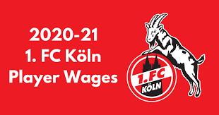 Fc köln   bundesliga (@fckoeln) 1 Fc Koln 2020 21 Player Wages Football League Fc