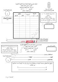 النموذج الاسترشادي جبر وهندسة فراغية الثانوية الأزهرية 2020 موقع بوابة  الأزهر الإلكترونية - موقع صباح مصر