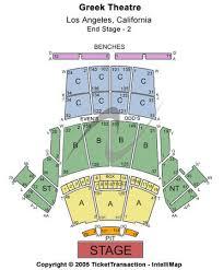 Greek Seating Chart Detailed Greek Theatre Ca Tickets In Los Angeles California Greek