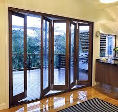 exterior folding door systems