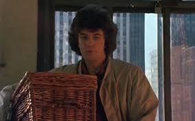 Basket Case (1982) starring Kevin Van Hentenryck, Terri Susan Smith,  Beverly Bonner, Robert Vogel directed by Frank Henenlotter Movie Review