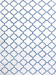 provence white blue