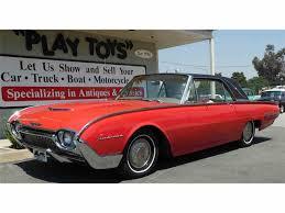1962 Ford Thunderbird for Sale on ClassicCars.com - 22 Available