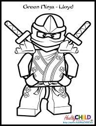 Small Picture Ninjago lloyd zx lego ninjago coloring pageslego ninjago coloring