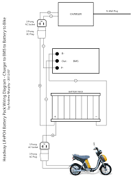 andr d make  e bike  updated battery  amp  wiring diagrams