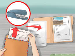 organize office.  office image titled organize office files step 10 to b