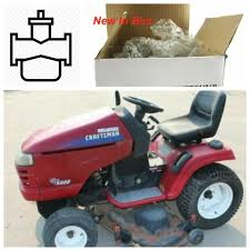 craftsman gt6000 garden tractor kohler