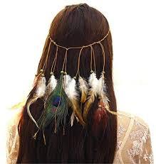 Tmrow <b>1pc</b> Women Girl Indian <b>Vintage</b> Boho Gorgeous Peacock ...