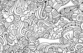 Printable Color Pages Adults Free Spring Coloring For Pdf Advanced