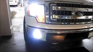 2011 F150 Light Bulb Chart How To Install Hid Fog Lights H10 Ford F150 2014