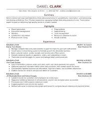 20 First Job Resume Tips Leterformat