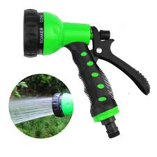 garden hose nozzles 2 pattern water hose sprayer for car wash cleaning watering lawn and garden sprinkle