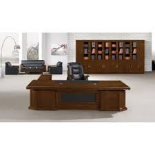 office side table. Wooden Luxury Executive Office Computer Desk With Side Table YF-3218 Office Side Table O